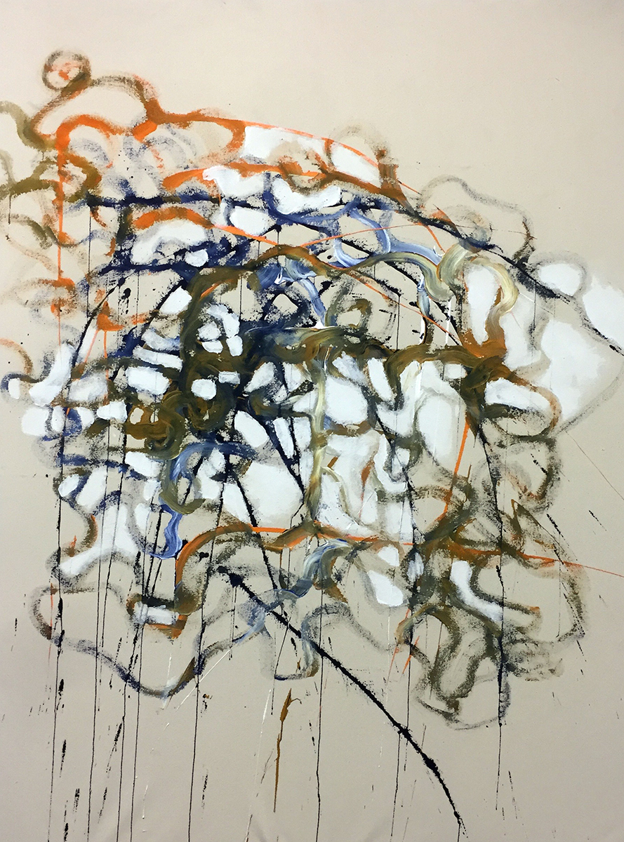 Ode to Joan Mitchell, 2015