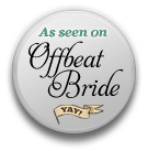 Offbeat Bride Badge