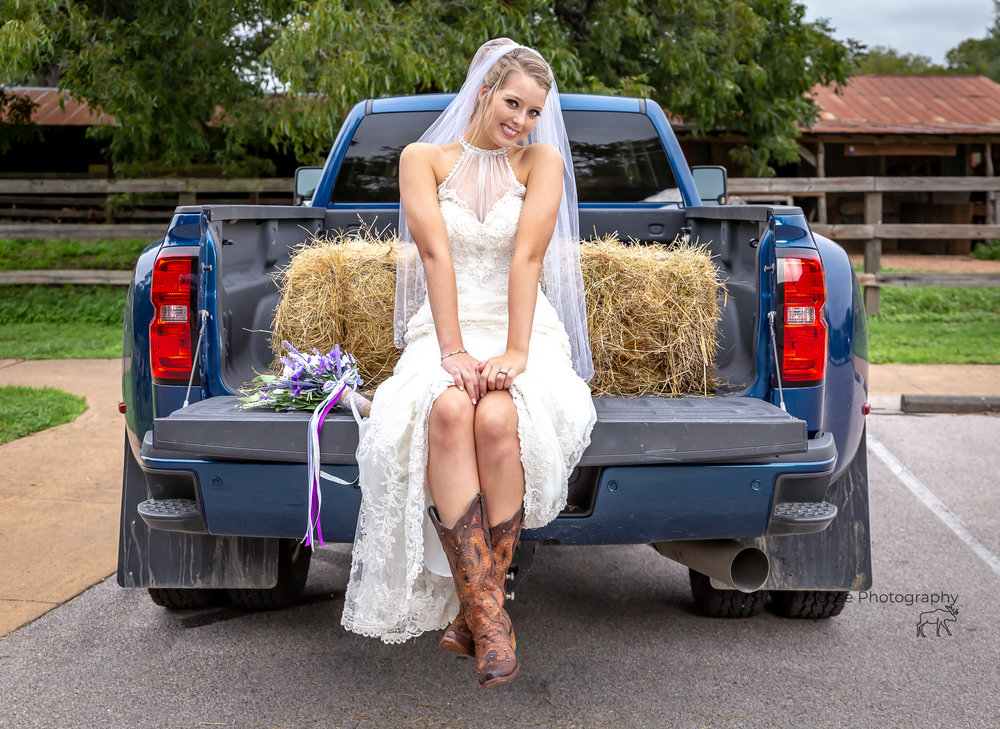 Hale Wedding Truck