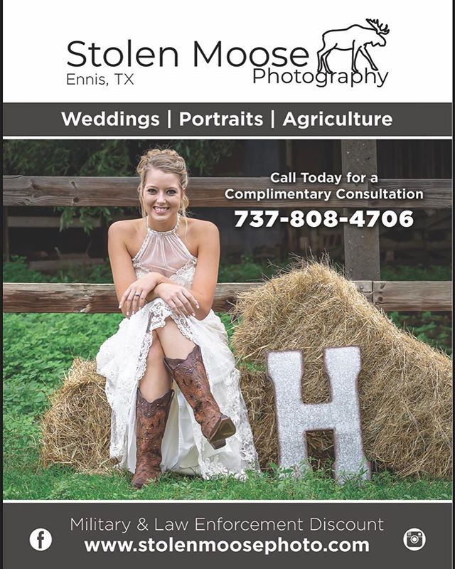 Call today to book a photo session. Remember, we come to you. #photography #portraitphotography #portrait #pic #family #family  #photo #ennis #ennistexas #ennistexasbluebonnettrail #bluebonnets #weddings #weddingshoes #weddingphotography #weddingphotographer #agriculture #police #lawenforcement #discountcodes #stolenmoosephotography #bridal #bride #groom