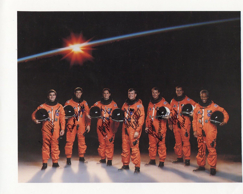 SSCP 214 STS 39 — Astronaut Ar...
