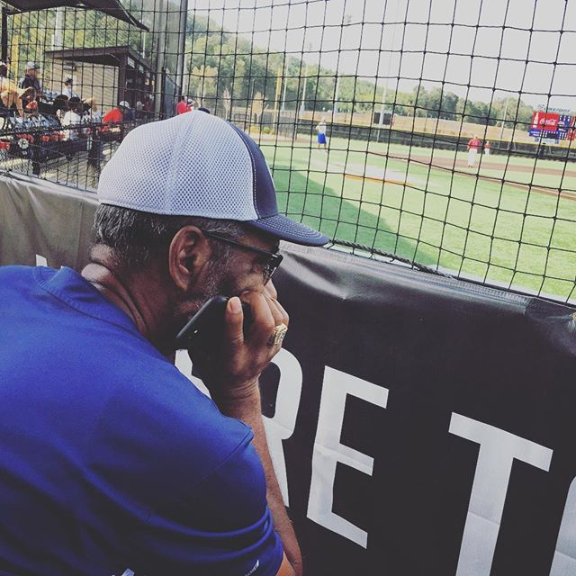 #jerrymanuel plotting on the next move @mlb