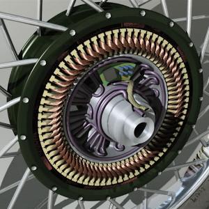 e-Bike Hub Motor