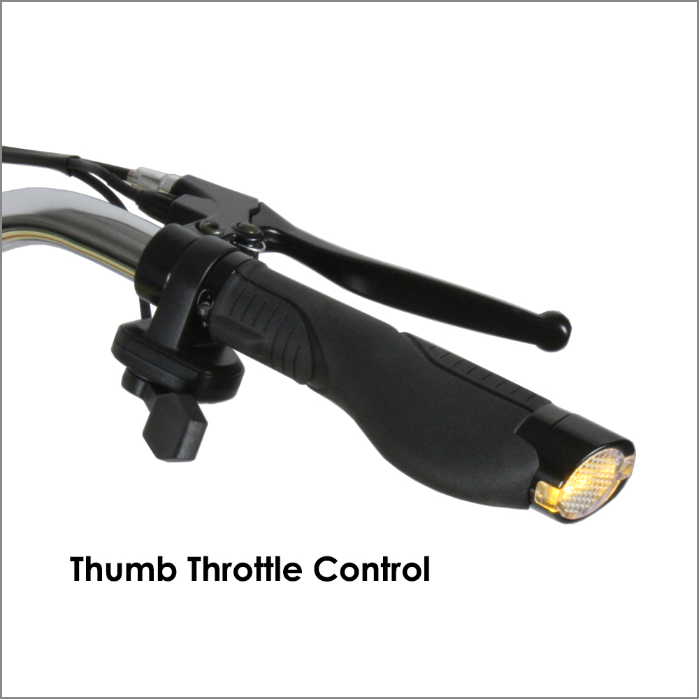 Thumb Throttle w/ Cruise Control
