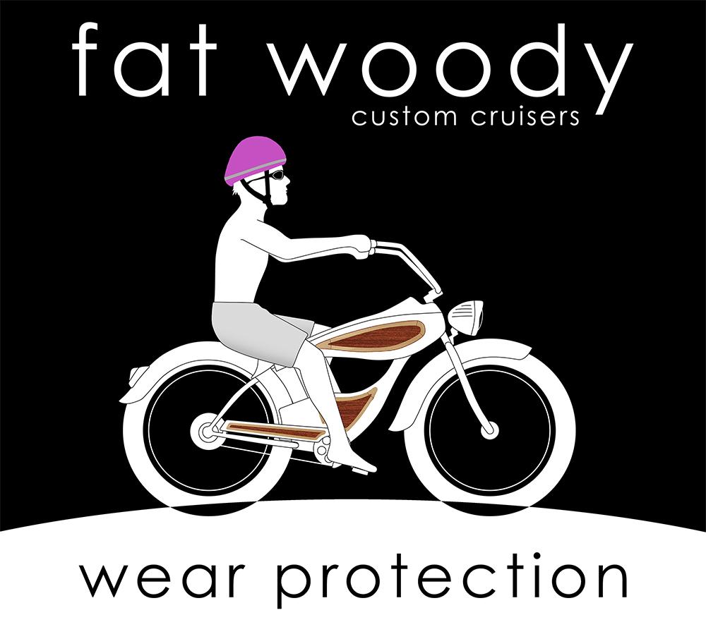 Ride safe, ride smart. Always wear a helmet!