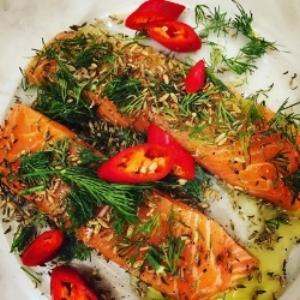 salmon health eating chelsea