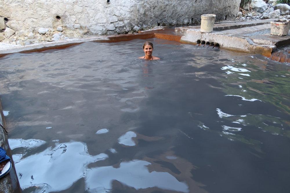 BENEFITS OF MUD BATHING