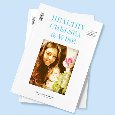 Healthy, Chelsea & Wise The London Journalist reviews Osteopath Holly Siddall in Healthy, Chelsea & Wise magazine. Read the full review here.