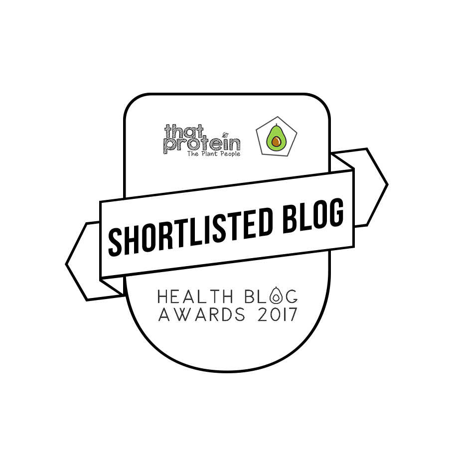 Health Bloggers Community Bloggers Award Holly was runner-up in the Health Blog Awards 2017. She was nominated for 'Best Beauty & Lifestyle' Blog. Read more here.