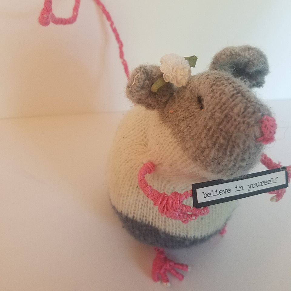 believe in yourself mouse with flower.jpg