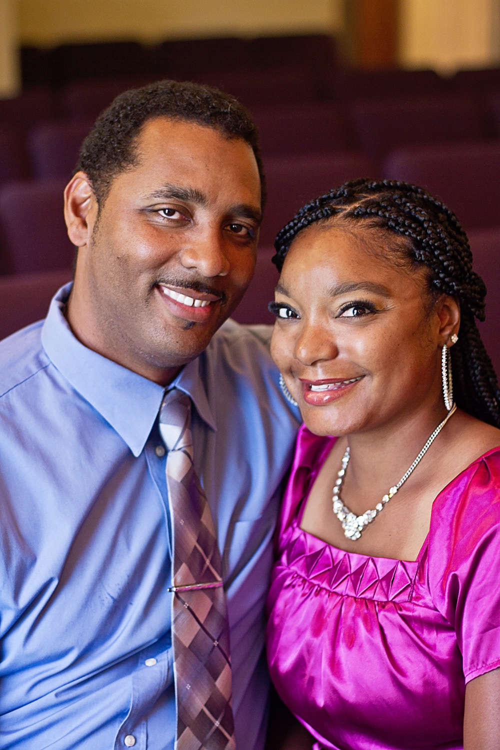 Rev. Simeon & Kim Williams Marriage Ministry