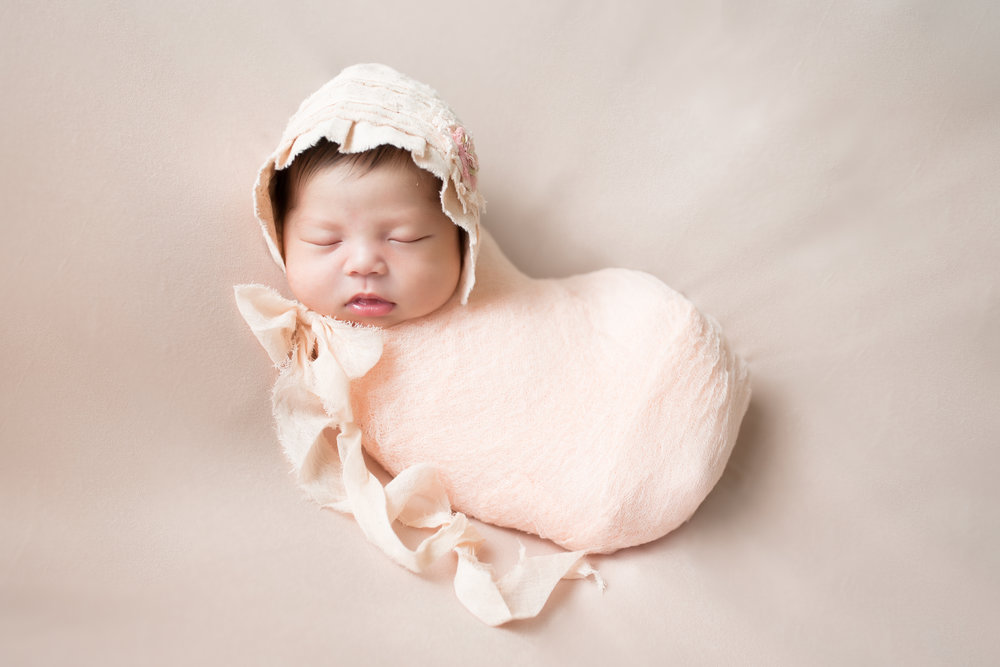 Baby Malia | Newborn Session | Campbell Kamine Photography--3.jpg