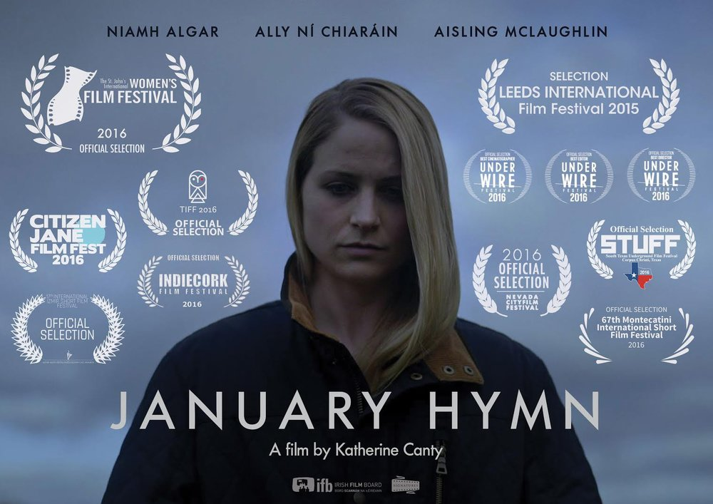 JANUARY HYMN - WINNER, BEST SCREENPLAY