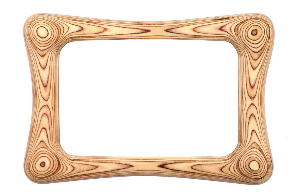 Wall hanging mirrors