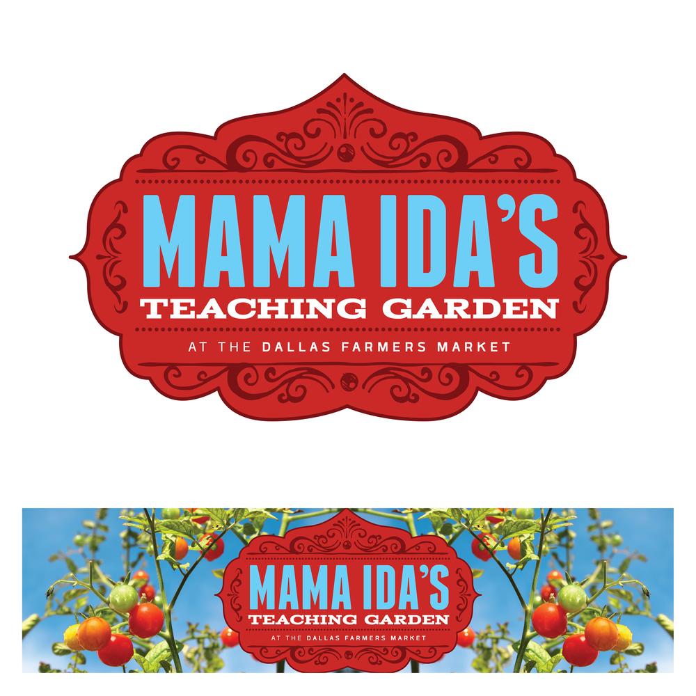Mama Ida's Teaching Garden