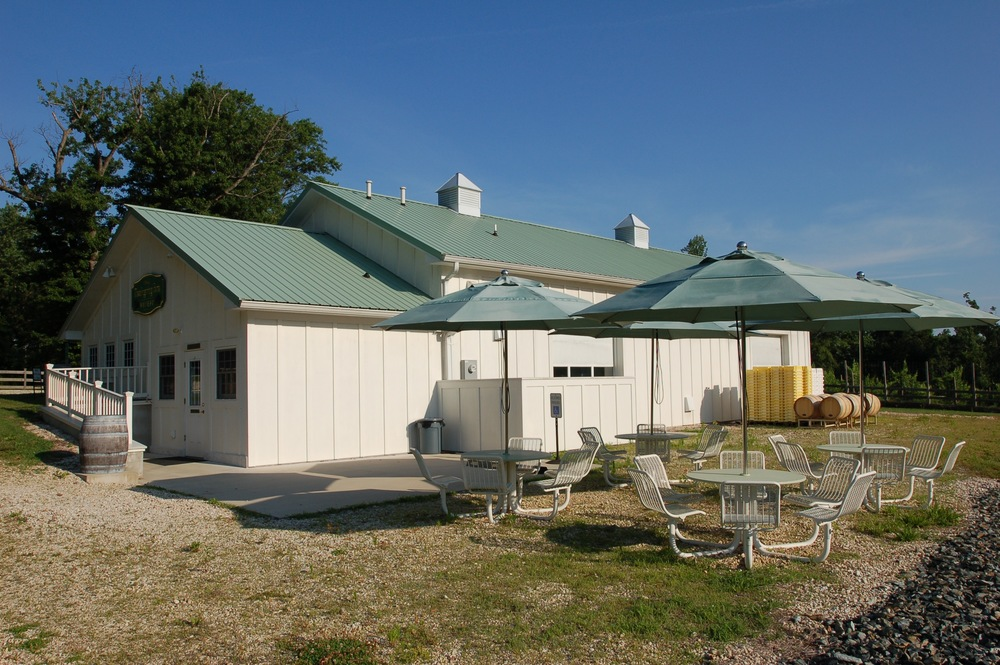Winery and Umbrellas.jpg