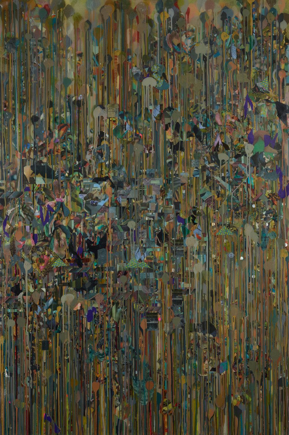 """Boaz (2013), mixed media, 48x72"""""""