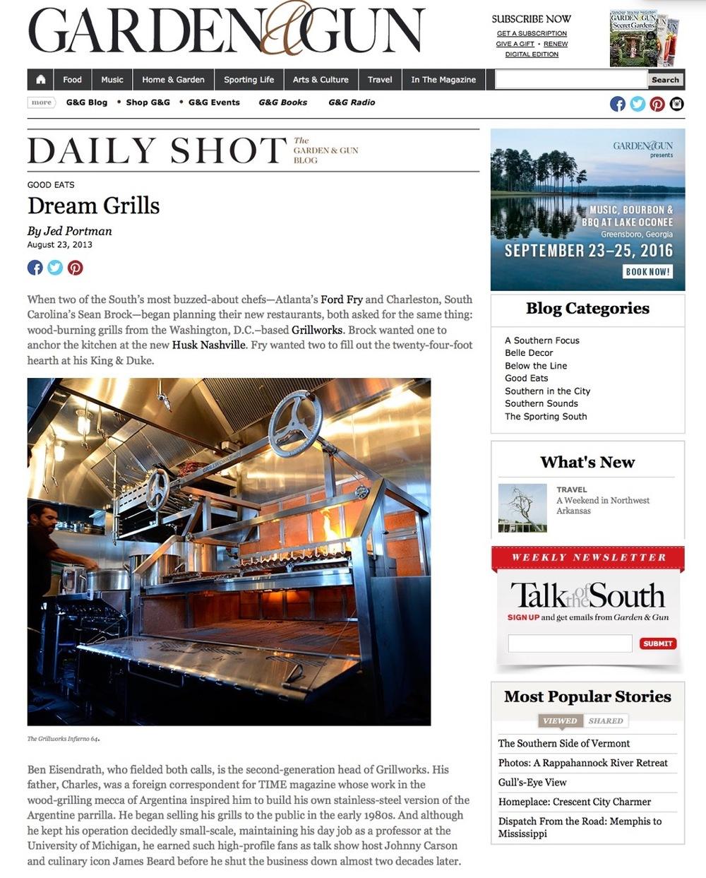 Dream Grills