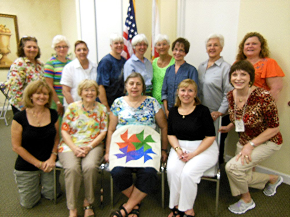 Dorothy's Workshop attendees.JPG