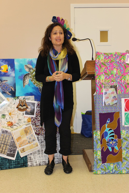 Johanna Felberbaum lecture on Quilt Market.jpg
