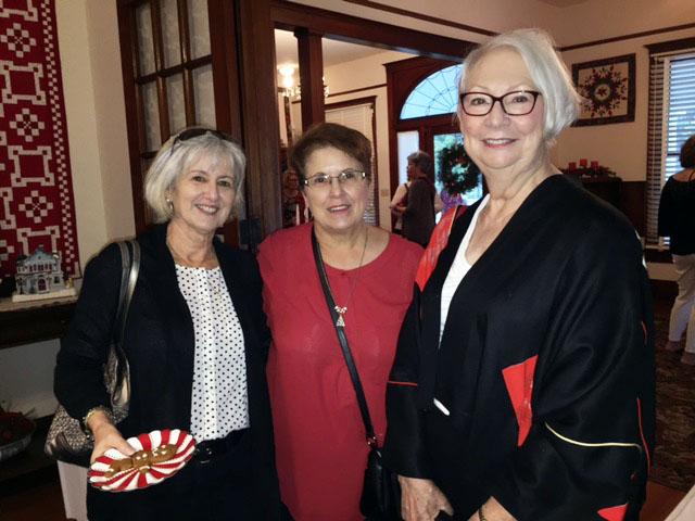 Diane Provost Barbara Hahl Lani  Miller.jpg