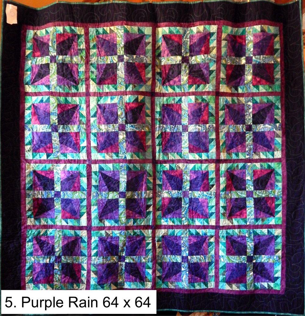 5. Purple Rain 64 x 64.JPG