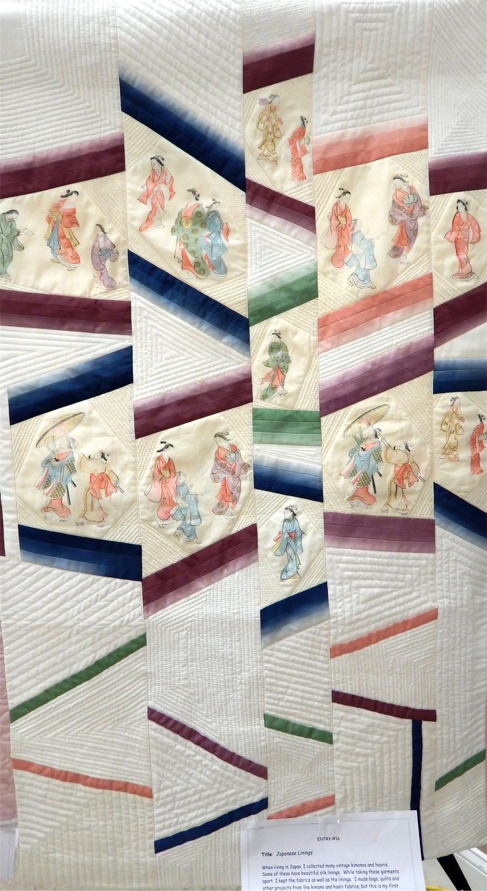 Japanese Linings