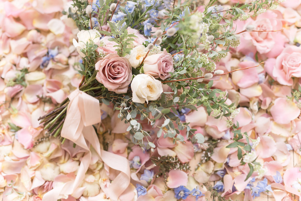 Pink Wedding Flower Ideas - Winnipeg Weddings