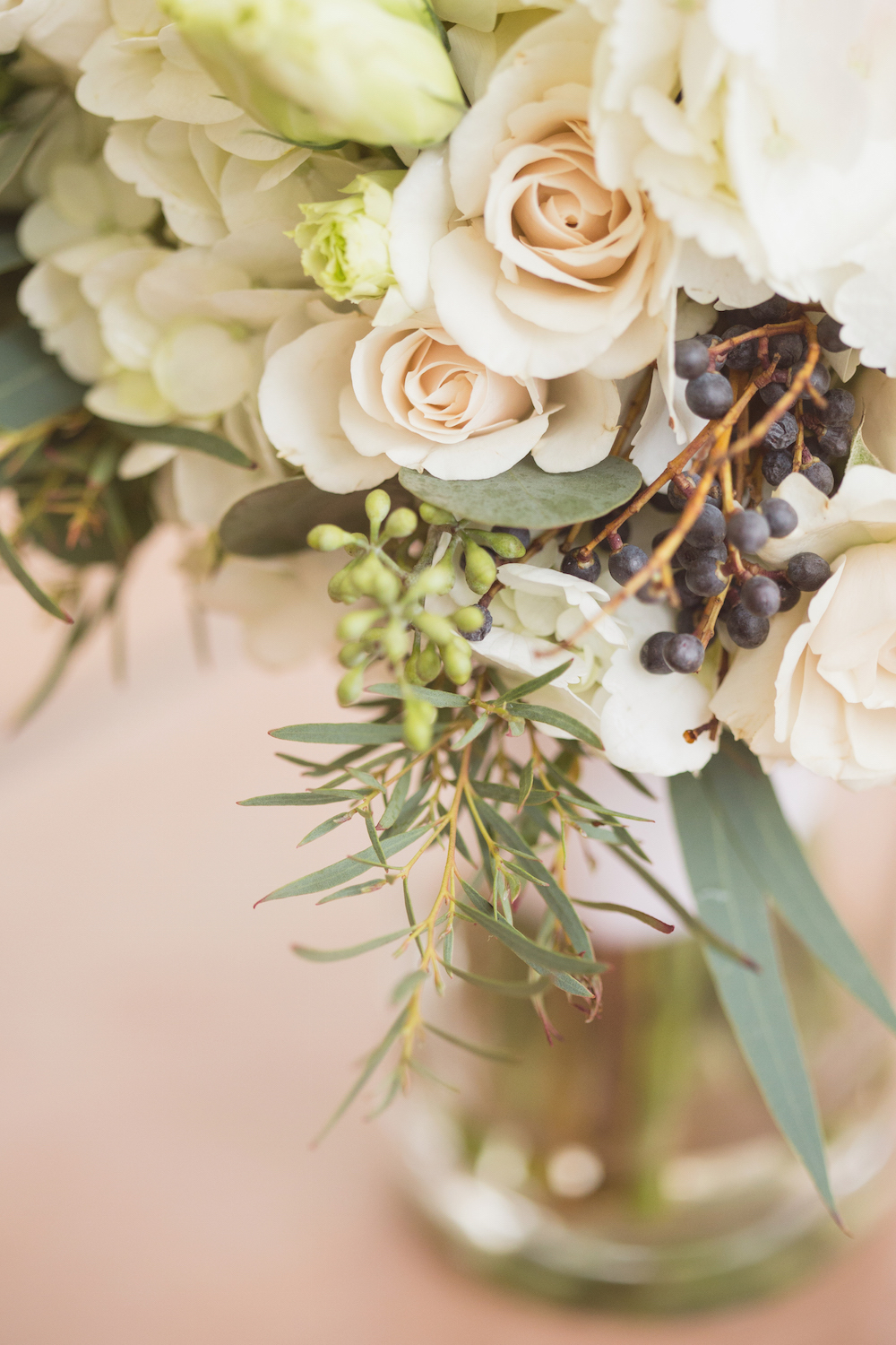 Winter Wedding Bouquet - Wedding Flower Ideas