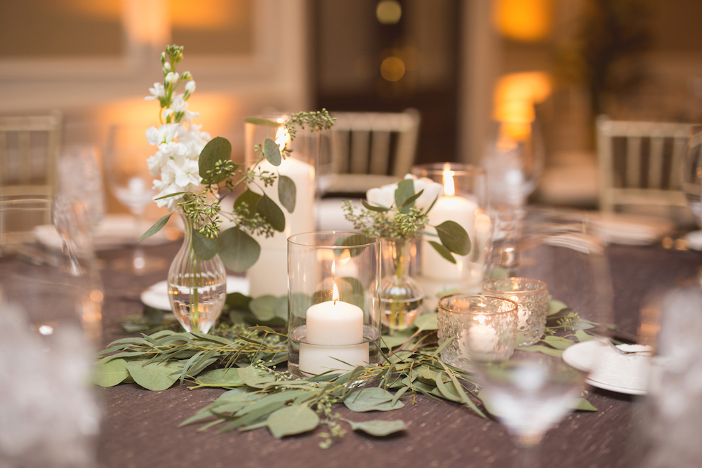 Budget Wedding Centrepieces - Winnipeg Wedding Florist