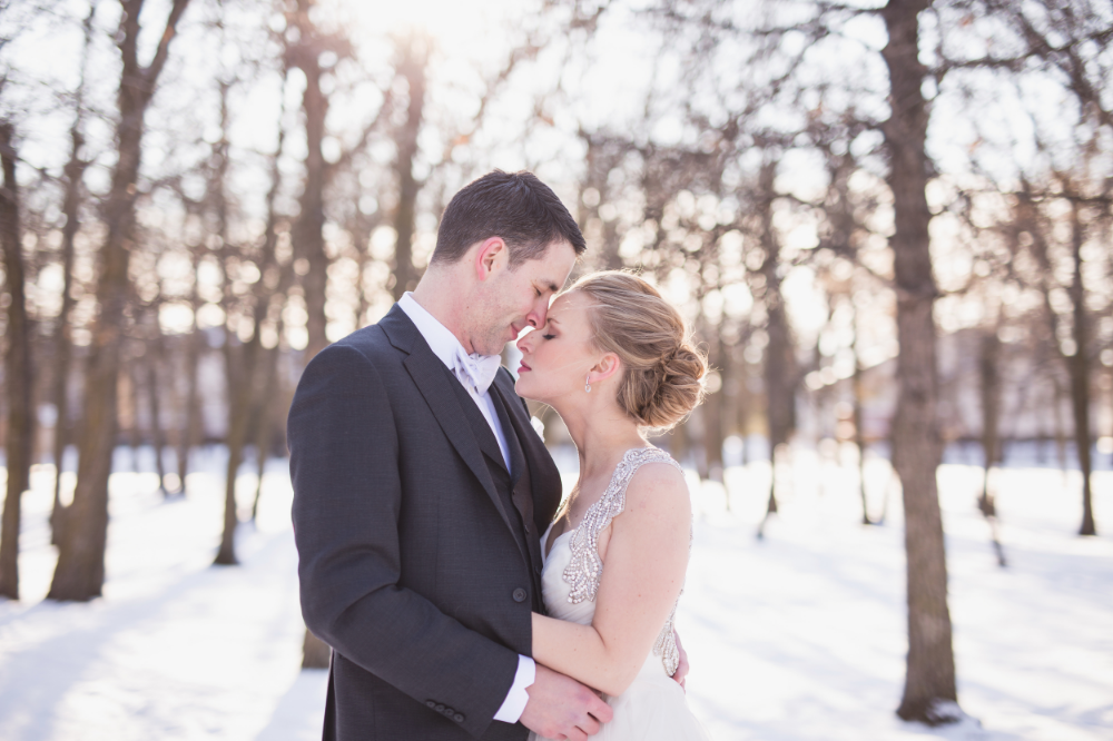 Winter Weddings - Winnipeg Weddings