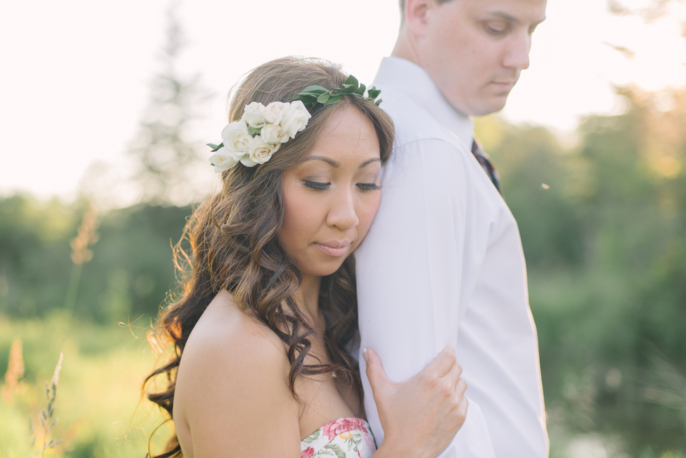 Floral Crown Ideas - Winnipeg Wedding Flowers