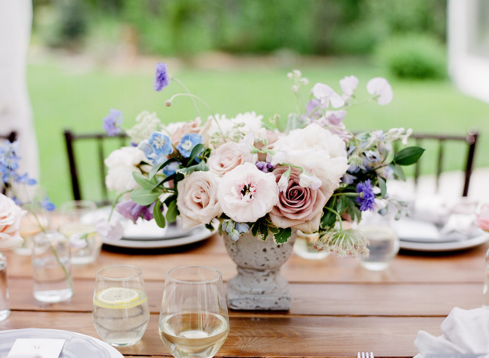 Organic Wedding Centrepiece Ideas - Wedding Flowers Winnipeg