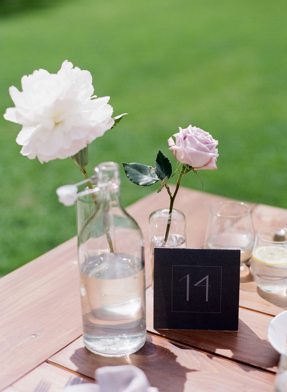 Budget Friendly Centrepieces - Winnipeg Weddings