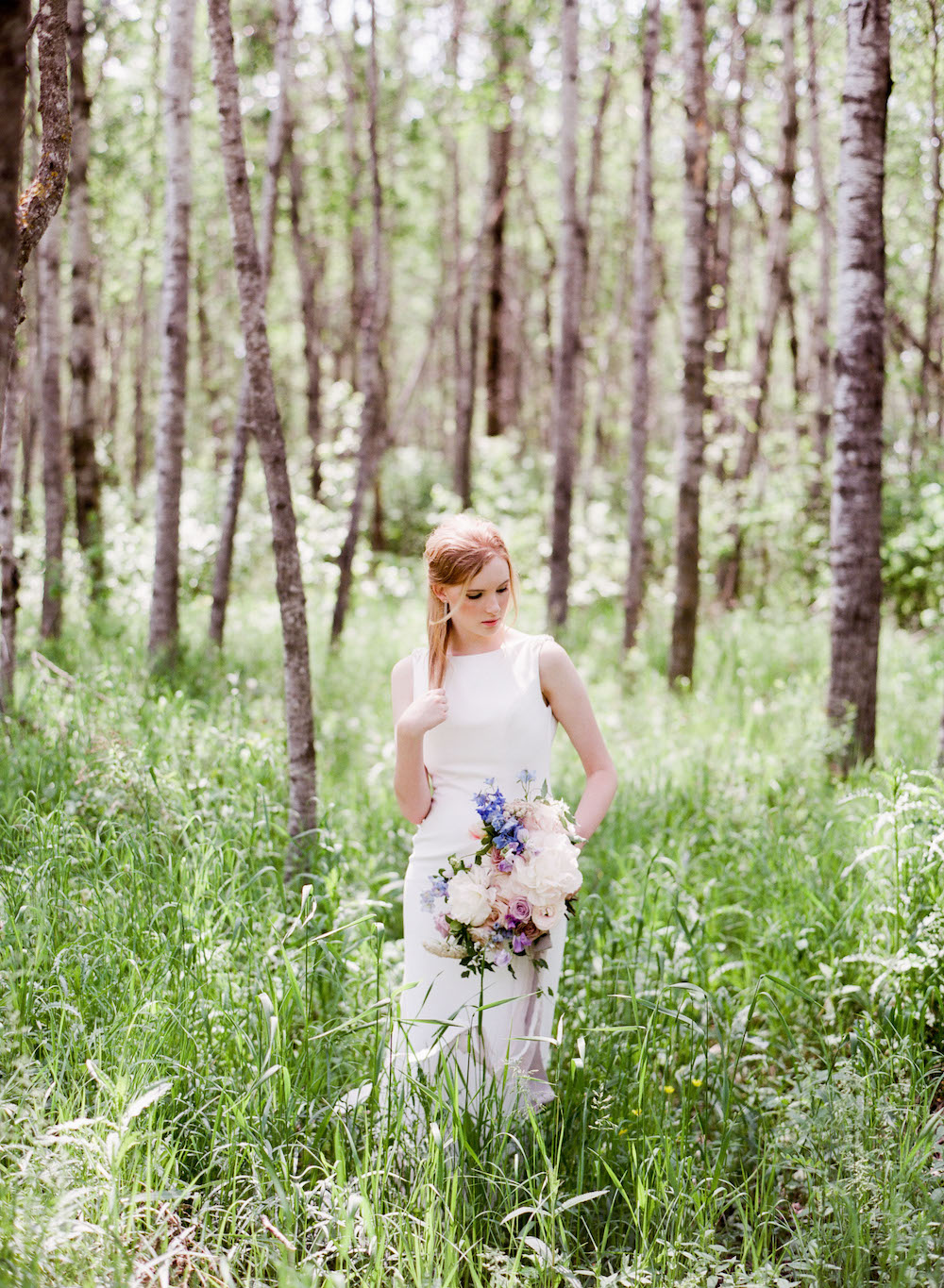 Spring Wedding Ideas - Stone House Creative