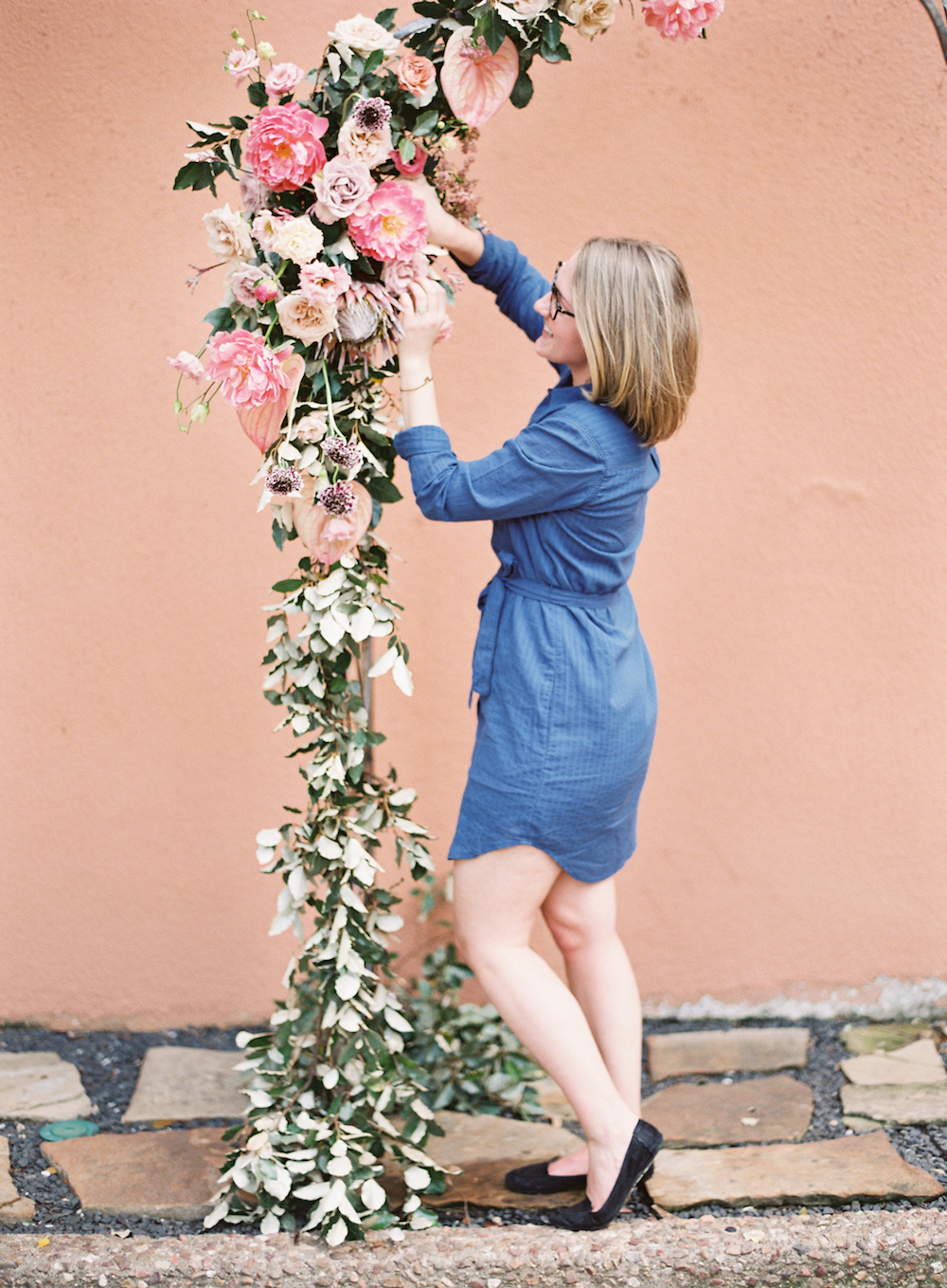 Winnipeg Wedding Florist - Stone House Creative
