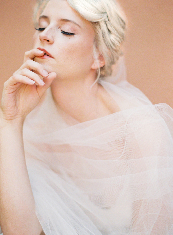 Natural Wedding Makeup - Winnipeg Weddings