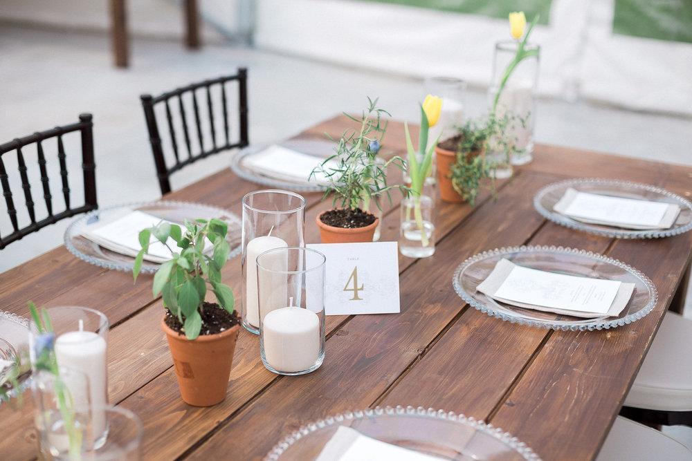 Herb Wedding Ideas - Wedding Florist in Winnipeg