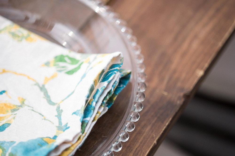 Colourful Wedding Decor - Wedding Ideas