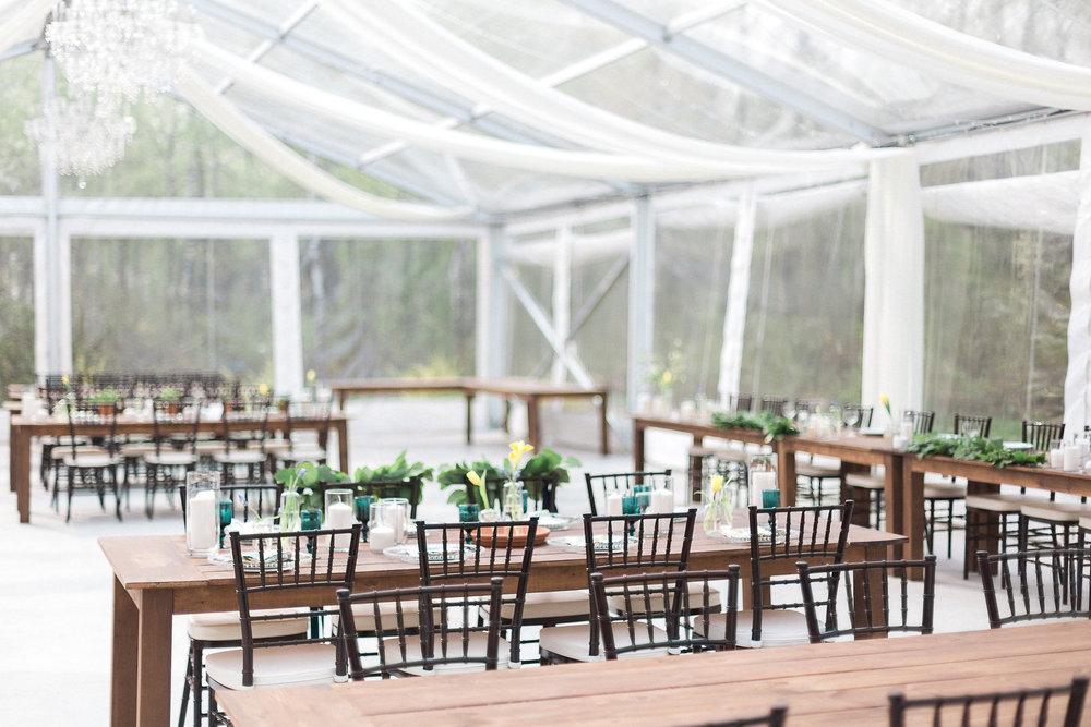 Cielo's Garden Wedding - Manitoba Wedding venue