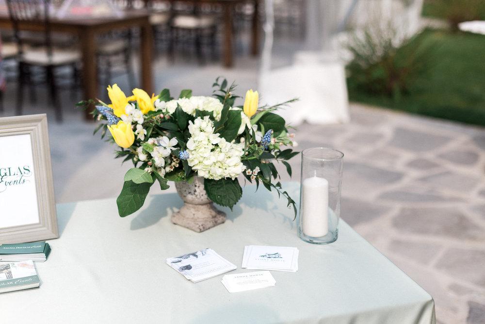 yellow Wedding Flowers - Winnipeg Wedding Florists