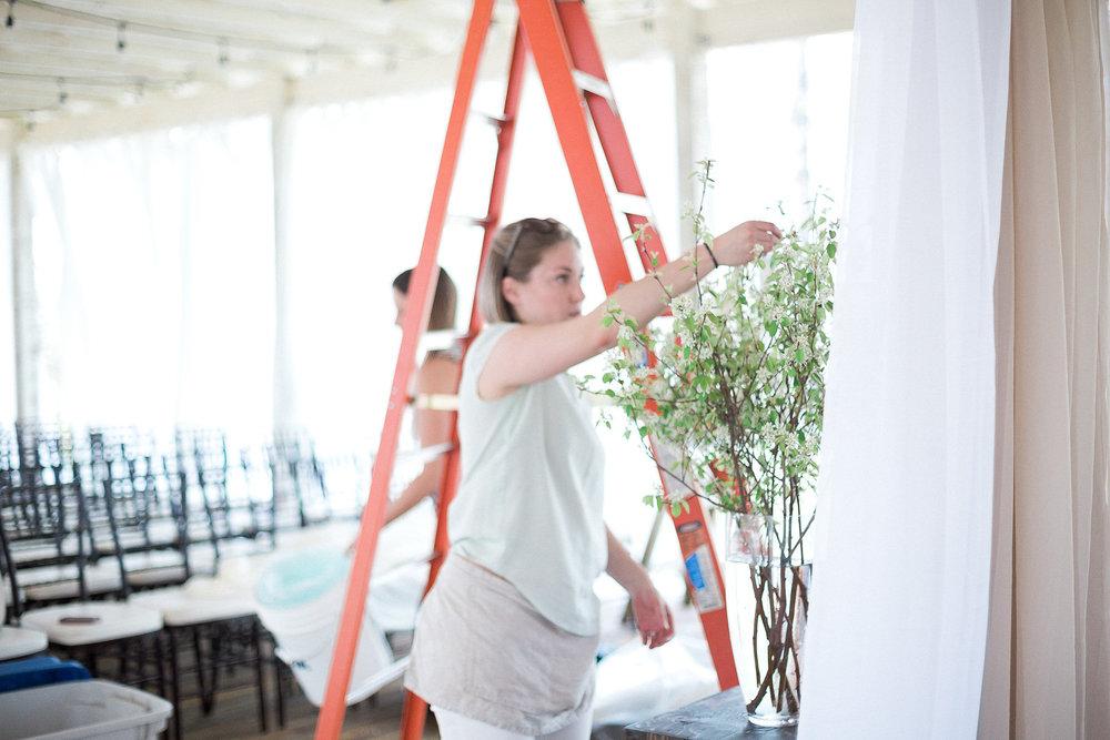 Wedding Florist Winnipeg - Stone House Creative
