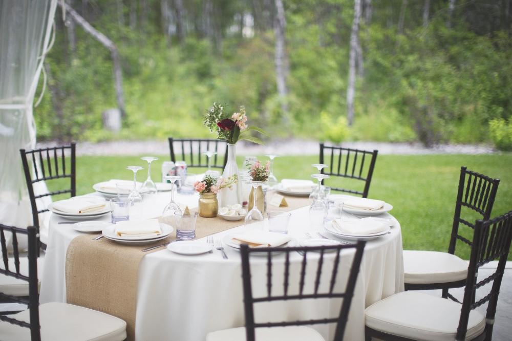 Cielo's Garden Wedding in Winnipeg
