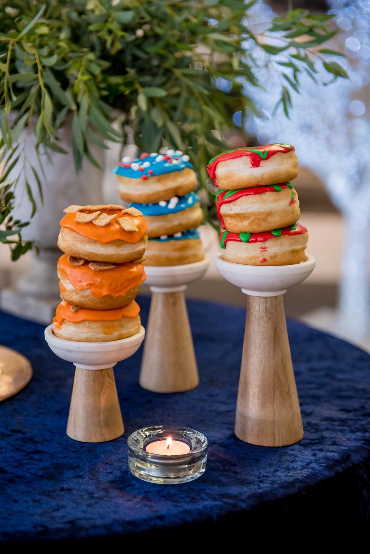 Donuts Wedding Cake - Weddings in Winnipeg