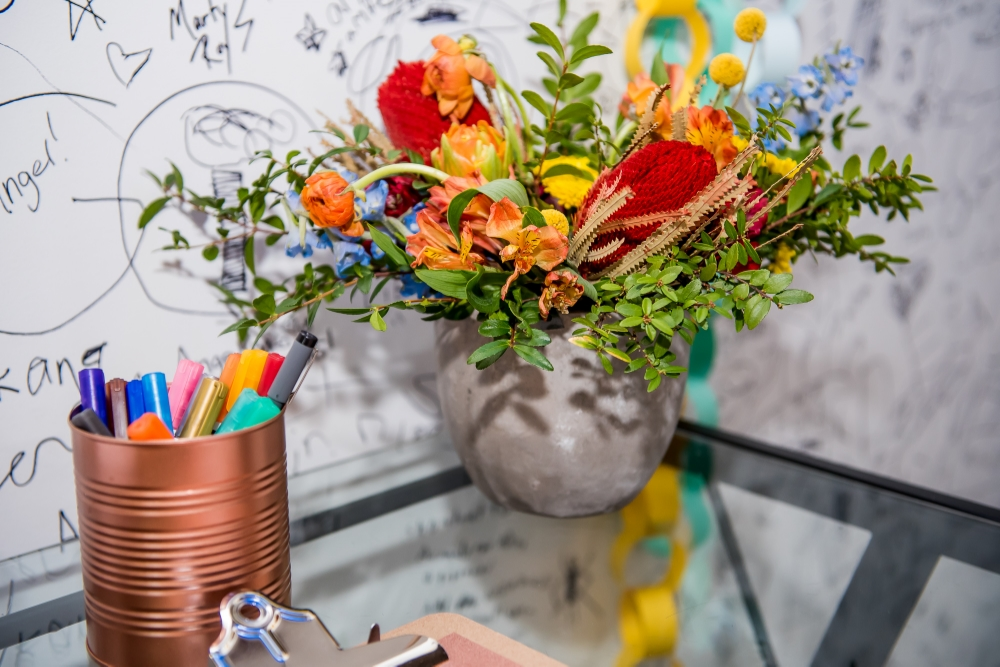 Colorful Wedding Ideas - Stone House Creative