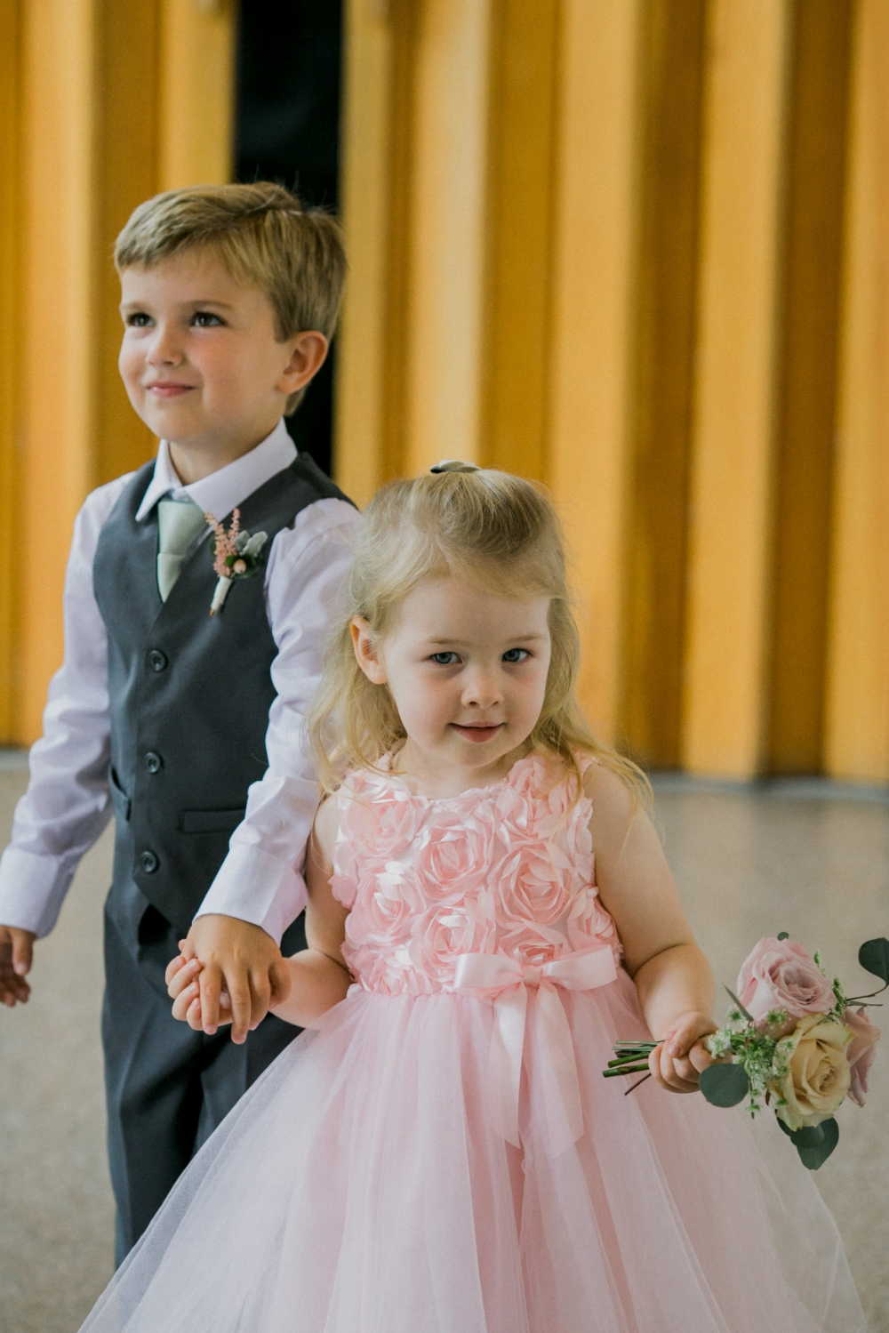winnipeg wedding florist - flower girl ideas