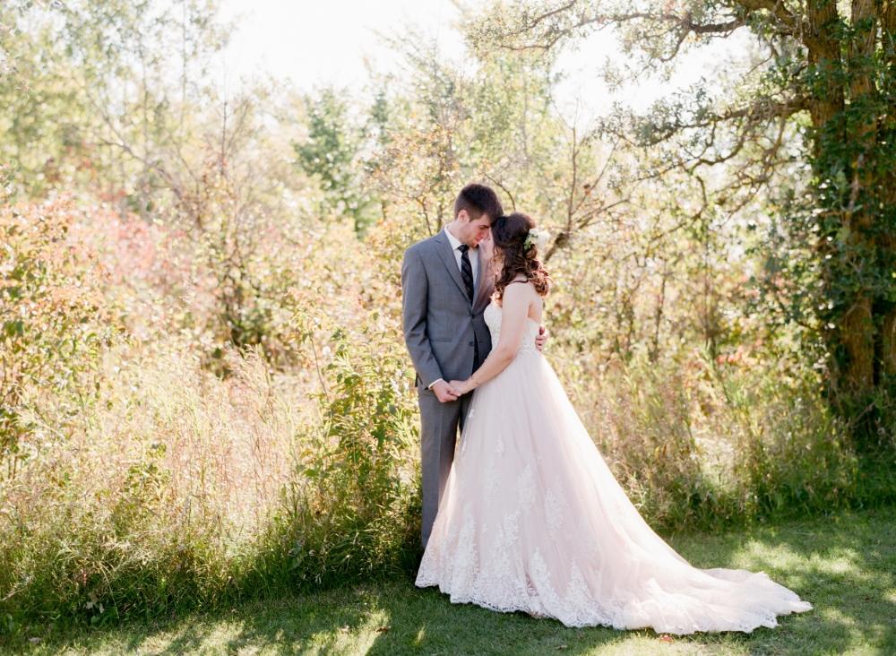 winnipeg wedding flowers - film photography