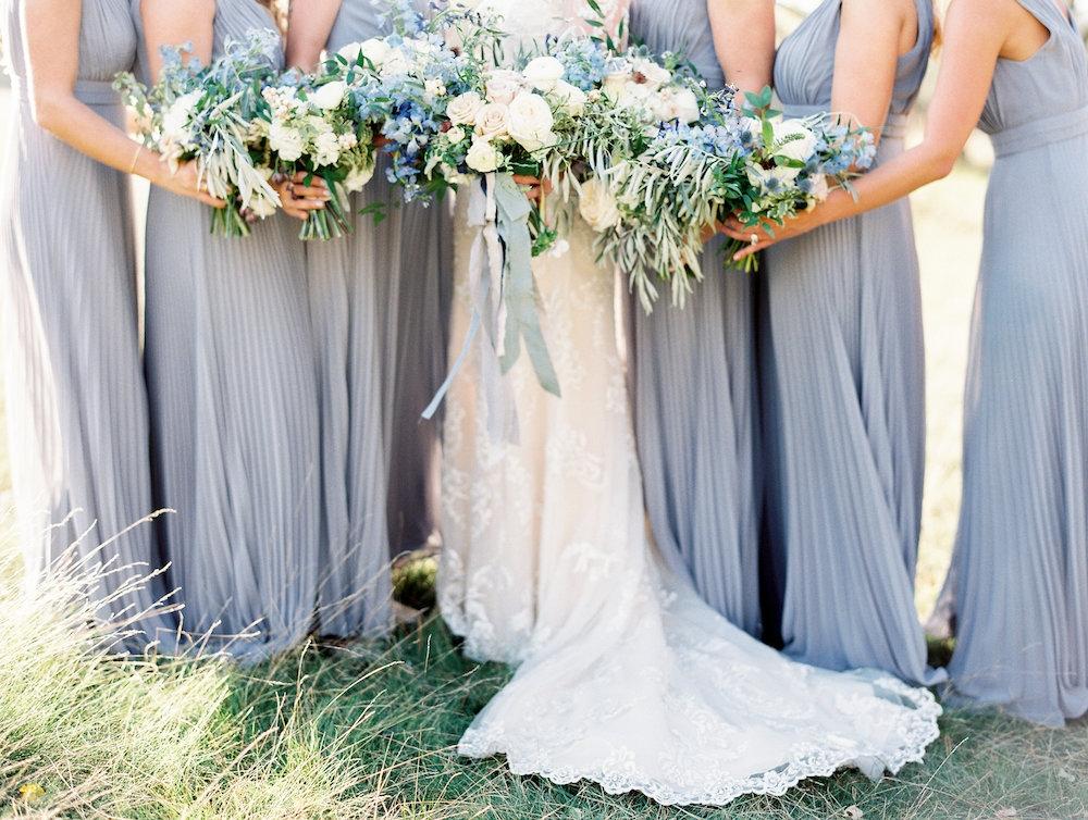 pale blue wedding ideas - Wedding Florists Winnipeg