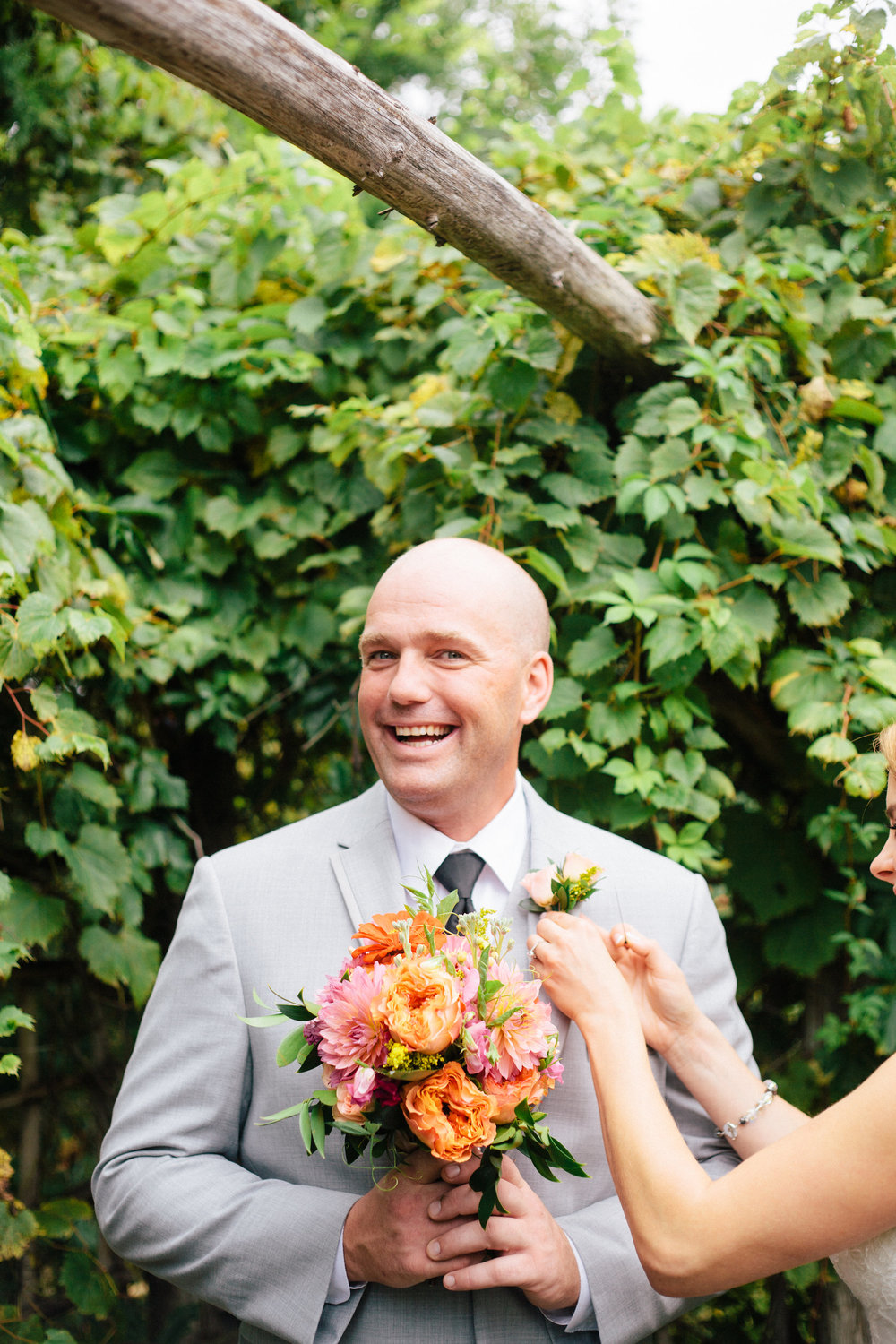 wedding florist in winnipeg - stone house creative