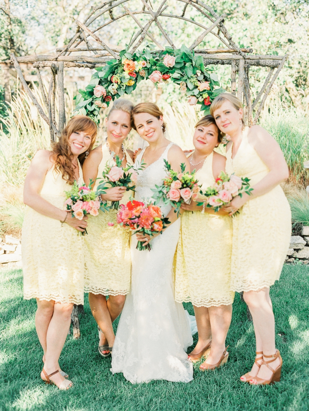 summer wedding ideas - stone house creative